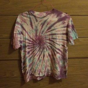 Soft tye dye shirt
